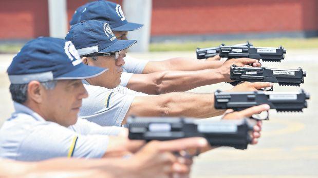 Armas no letales: procuraduría de Lima denunció a empresa