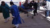 Áncash: caída de bus a abismo deja ocho muertos y diez heridos
