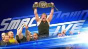WWE SmackDown Live EN VIVO: sigue los combates del evento