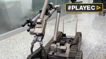 Río 2016: Usarán un robot antibombas en los Juegos Olímpicos