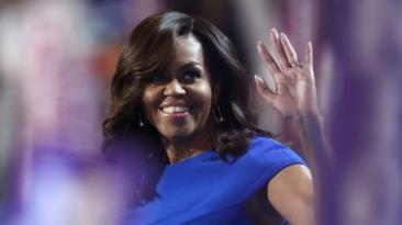Las 9 mejores frases del emotivo discurso de Michelle Obama