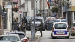 Estado Islámico ataca una iglesia en Francia y degüella a cura - Noticias de asesinato