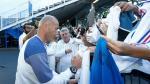 Real Madrid se despidió de Canadá en medio de locura de hinchas - Noticias de real madrid