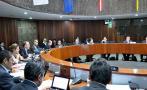 Parlamentarios andinos juran hoy a sus cargos ante el Congreso