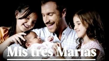Mis tres Marías: pasaron diez años y así lucen las hijas de Leo