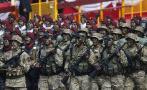 Fiestas Patrias: desde hoy cierran Av Brasil por parada militar