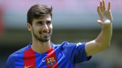 André Gomes explicó por qué eligió Barcelona y no Real Madrid