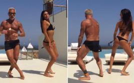YouTube: esta danza de un millonario y su novia se vuelve viral