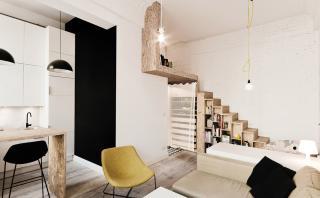 Pequeñas pero hermosas: 10 salas mini que te conquistarán