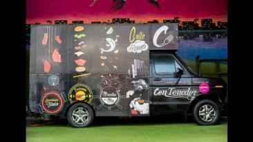 Estos serán los participantes del festival de food trucks