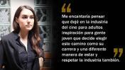 """Sasha Grey: las frases que dejó a su paso por """"El Comercio"""""""