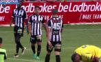 Chistian Benavente anotó en goleada del Charleroi Sporting