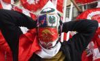 Fiestas Patrias: la industria de banderas y escarapelas [FOTOS]