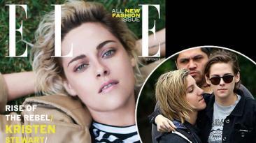 """Kristen Stewart admitió su bisexualidad: """"Estoy muy enamorada"""""""