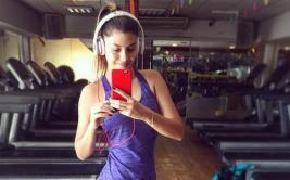 Alondra comparte en redes sus agotadoras rutinas de ejercicios
