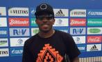 Jefferson Farfán visitó los entrenamientos del Schalke 04