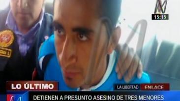 Crimen de menores en Chepén: Policía identificó al asesino