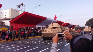 Gran Parada Militar: los ensayos a dos días del desfile [FOTOS]