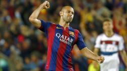 Barcelona anunció renovación de Mascherano con emotivo video