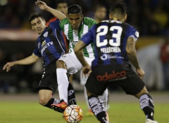 Atlético Nacional vs. I. del Valle EN VIVO: 1-0 por el título