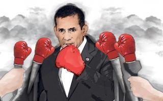 Los 15 minutos de Humala, por Andrés Calderón