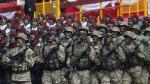 Fiestas Patrias: desde hoy cierran Av Brasil por parada militar - Noticias de julio carrion