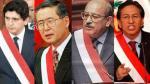 Anécdotas de los últimos cambios de mando en el Perú - Noticias de hermanos gaitan castro