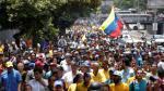 Venezolanos no dejan de pedir la revocatoria de Nicolás Maduro - Noticias de leopoldo ramos