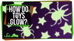 ¿Por qué brillan estos juguetes en la oscuridad? [VIDEO] - Noticias de material radioactivo