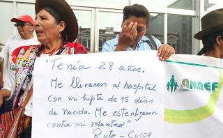 Caso esterilizaciones: Fiscal archiva denuncia contra Fujimori