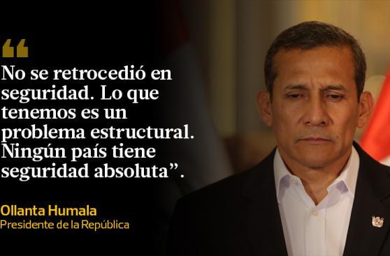 Cambio de mando: las frases de la última entrevista de Humala