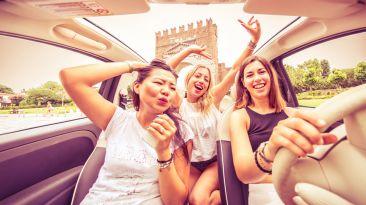Spotify: La playlist perfecta para viajar con amigas