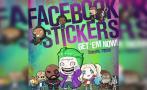 Los 'Suicide Squad' tienen su colección de stickers en Facebook