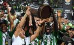 Atlético Nacional: el eufórico festejo colombiano por el título