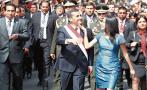 Este es álbum de la gestión de Ollanta Humala [FOTOS]