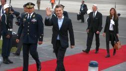 Mandatarios llegaron a Lima para asunción de mando de PPK