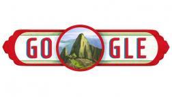 Google festeja el Día de la Independencia del Perú con 'doodle'