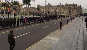 """Ollanta Humala: """"Hemos seguido trabajando hasta el último día"""""""
