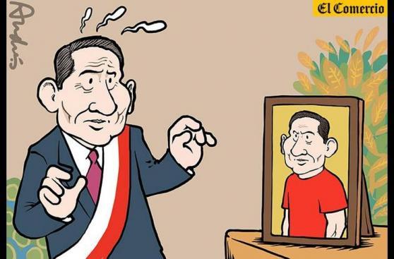 Fiestas Patrias: el gobierno de Humala en clave de humor