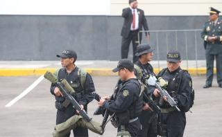 Fiestas Patrias: 20 mil policías resguardarán calles de Lima