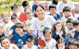 """""""El ping pong es el mejor deporte para desarrollar el cerebro"""""""