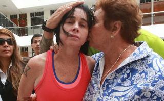 Silvana Buscaglia sale libre hoy por indulto de Ollanta Humala