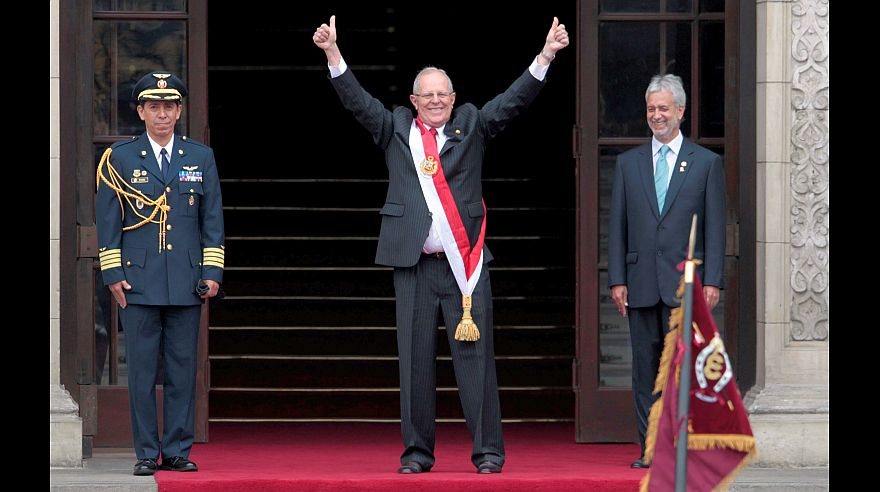 Peña Nieto se reúne con Mauricio Macri, presidente de Argentina