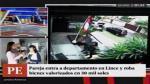 Pareja entra y roba en departamentos con esta modalidad [VIDEO] - Noticias de carmen garcia