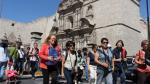 Arequipa: 35 mil turistas por Fiestas Patrias y aniversario - Noticias de arequipa