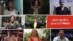 ¿Qué significa nuestro país para los embajadores de Marca Perú? - Noticias de dina paucar
