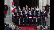 PPK tomó juramento a miembros de Gabinete Ministerial [FOTOS]