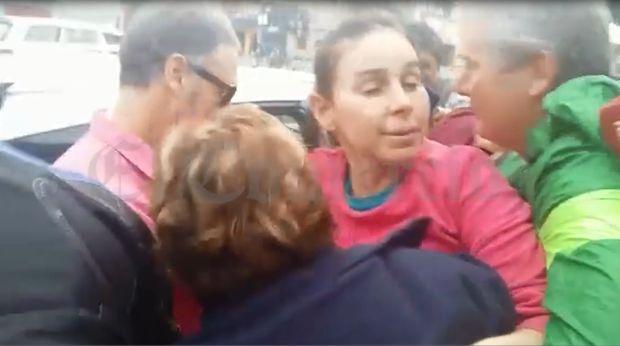 Silvana Buscaglia salió de prisión tras siete meses [VIDEO]