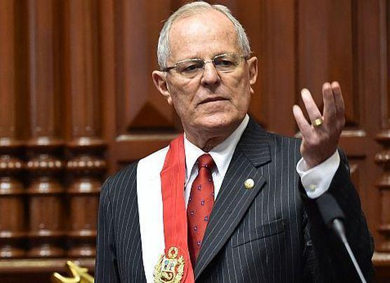 """PPK: """"No permitiré a mis funcionarios caer en la corrupción"""""""
