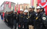 """La Policía Nacional """"no desfilará"""" en la Gran Parada Militar"""